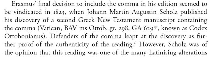 Codex Ottbianus Gr. 298 (629) Folio 105v ( 4a )