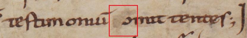 BB Cod. A 9 ( 2c1 ) Folio 303v