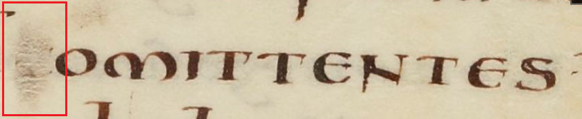 BNF Latin ms 1 ( 2f ) Prol. Fol. 377v