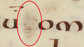 BNF Latin ms 1 ( 2g1 ) Prol. Fol. 377v