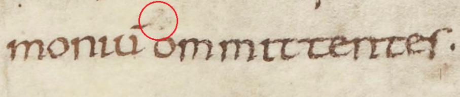 BNF Latin ms. 4 ( 4a ) Folio 152v - Copy