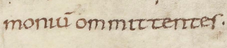 BNF Latin ms. 4 ( 4a ) Folio 152v