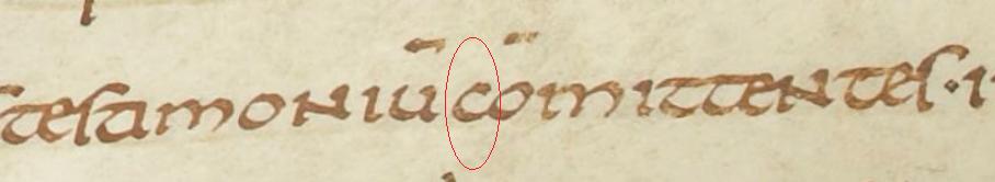 BNF Latin ms. 47 ( 4a ) Folio 141v - Copy