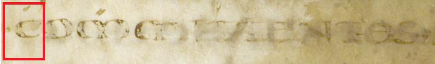Codex Fuldensis ( 3 ) Folio 871