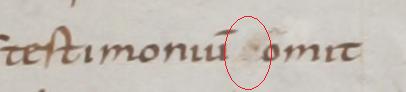 Sangallensis 75 ( 5 ) Folio 769 Prol - Copy