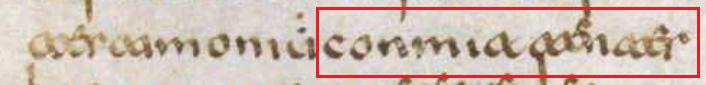 Toletanus Codex (circa. 10th C.E.) ( 3a ) Prol